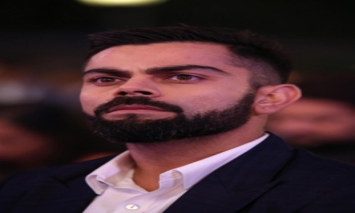 TeluguStop.com - Can Get You In As A Counter Attacking Batsman: Kohli To Harry Kane