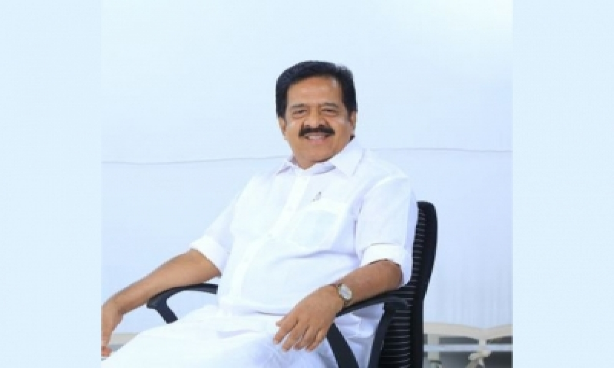 TeluguStop.com - Chennithala Demands Kerala Academy Chief's Resignation