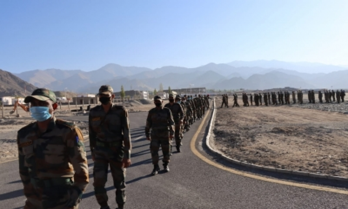 TeluguStop.com - China Border Situation Sensitive, Need Wider Char Dham Highway: Govt