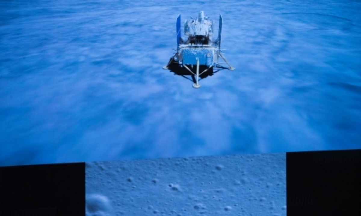 TeluguStop.com - Chinese Spacecraft To Collect Samples Touches Down On Moon