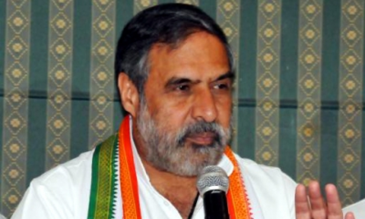 TeluguStop.com - Congress On Backfoot As Anand Sharma Praises Pm Modi