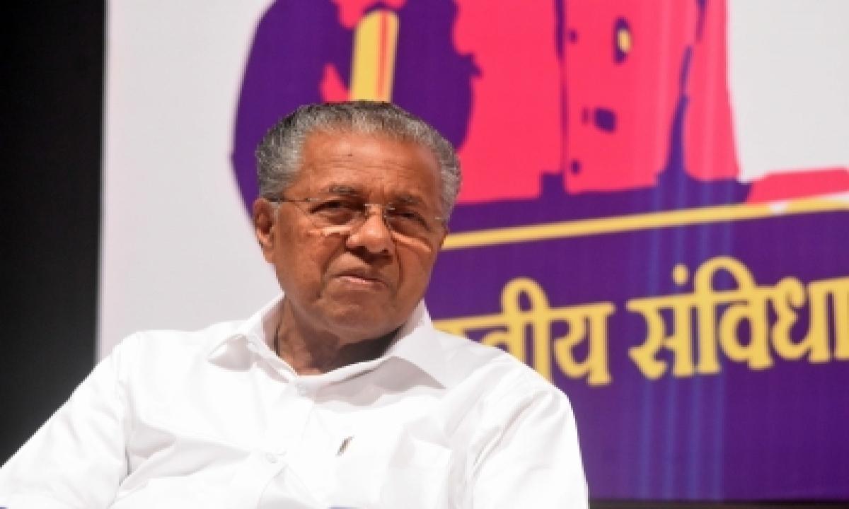 TeluguStop.com - Covid Cases Drop In Kerala, But Caution Should Continue: Cm
