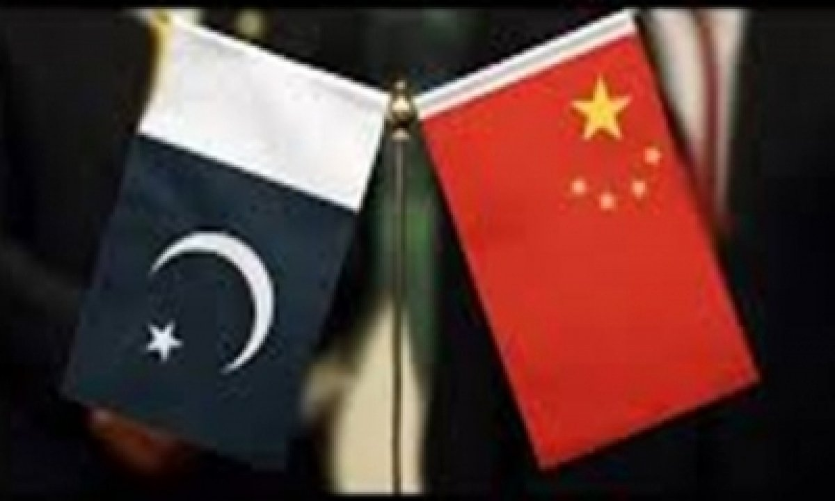 TeluguStop.com - Cpec Core Intent Is To Transform Pak Into A 'chinese Colony'