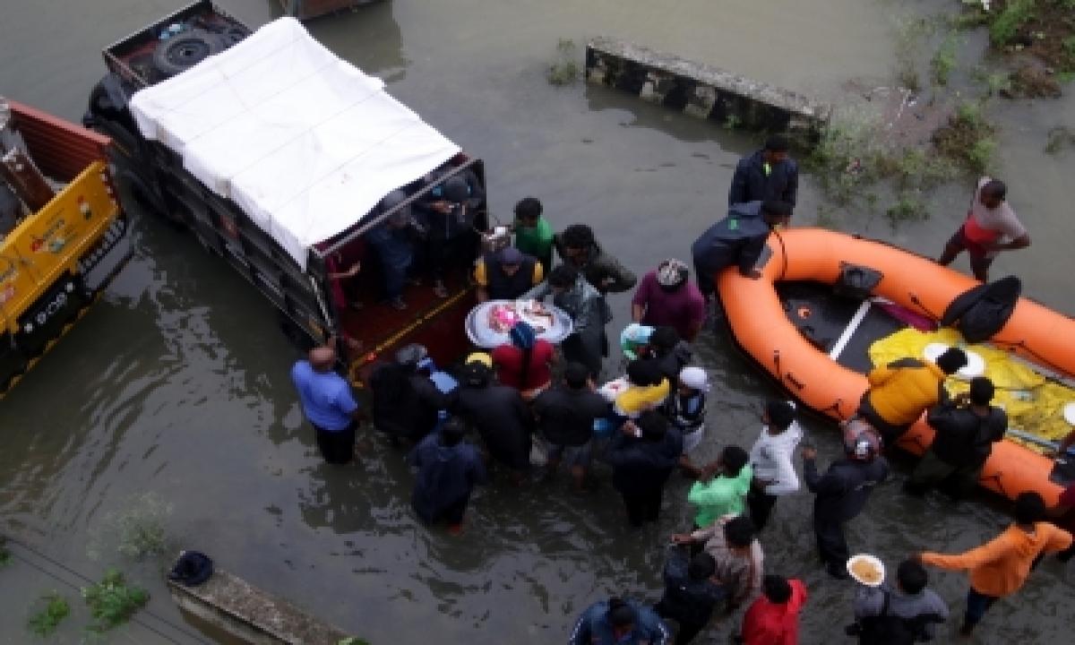 TeluguStop.com - Cyclone Burevi To Cross Tn Coast On Dec 3/4