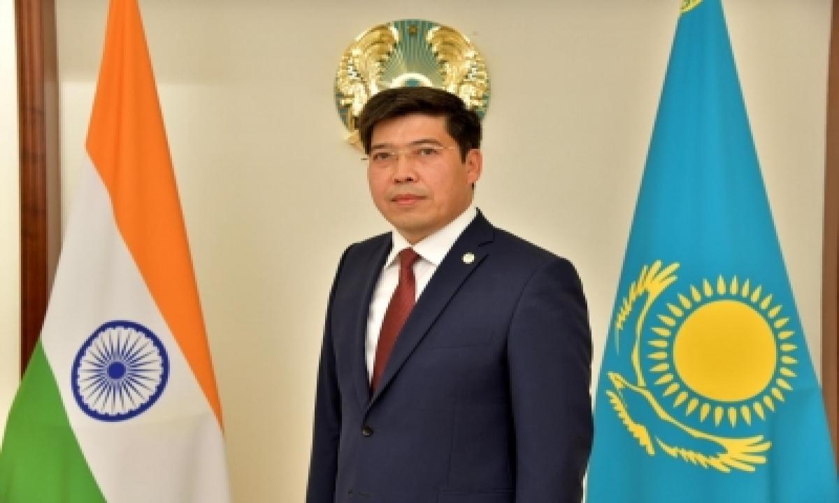 TeluguStop.com - Deeper Democracy In Kazakhstan Will Strengthen Bond With India: Envoy (ians Special)