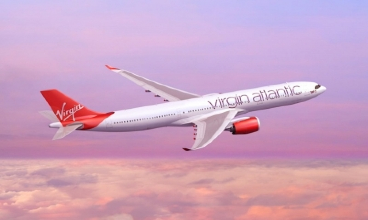 TeluguStop.com - Despite Lockdown, Virgin Atlantic's Routes To India See Robust Growth, New Flights On Horizon (ians Special)