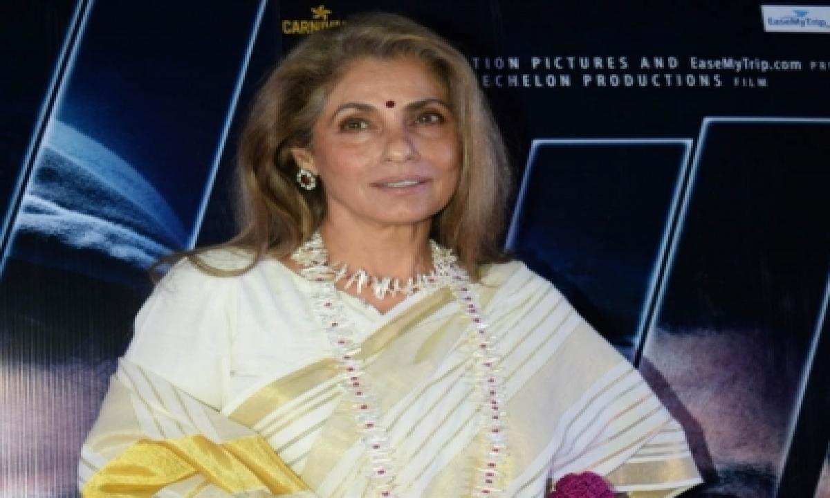 TeluguStop.com - Dimple Kapadia: Working On 'tenet' Finally Made Me Believe In Myself