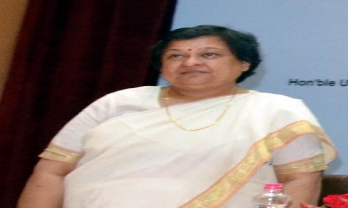 TeluguStop.com - Discrimination, Gender Barriers Bane For Women Lawyers: Justice Gita Mittal