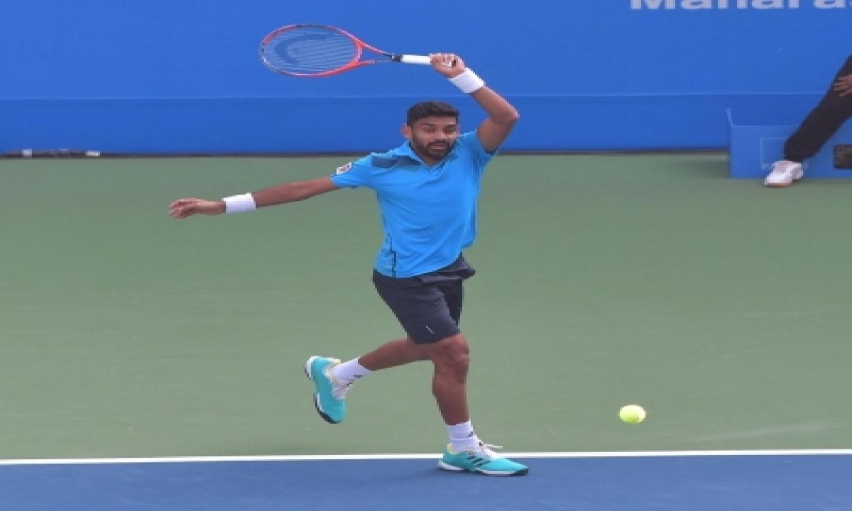 TeluguStop.com - Divij-bambridge Reach Quarter-final At Astana Open