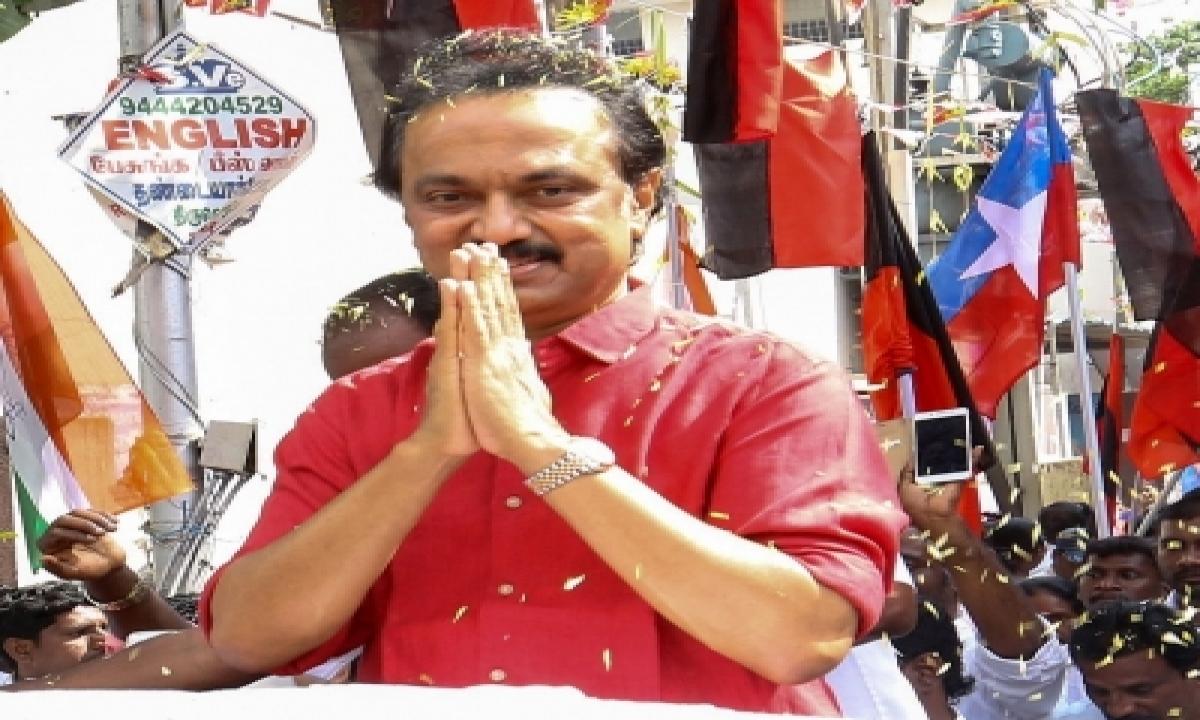 TeluguStop.com - Dmk Kick Starts Election Outreach Programme Ahead Of 2021 Polls