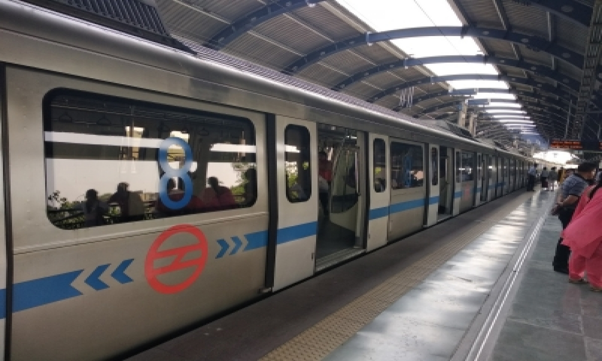TeluguStop.com - Dmrc Suspends Services From Ncr To Delhi Till Further Orders