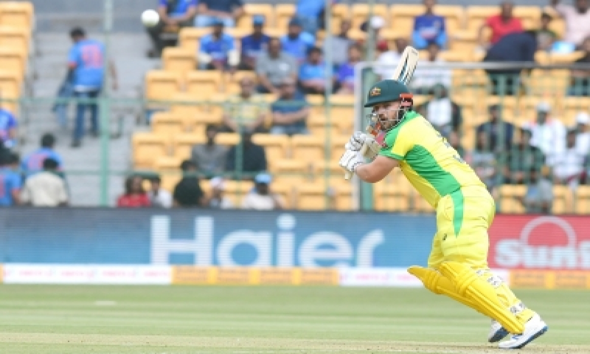 TeluguStop.com - Don't Think Warner Will Be Available For 3rd Odi: Finch