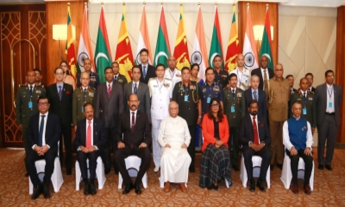 TeluguStop.com - Doval Leads India In Tri-nation Meet As Indian Ocean Countries Boost Defence Ties