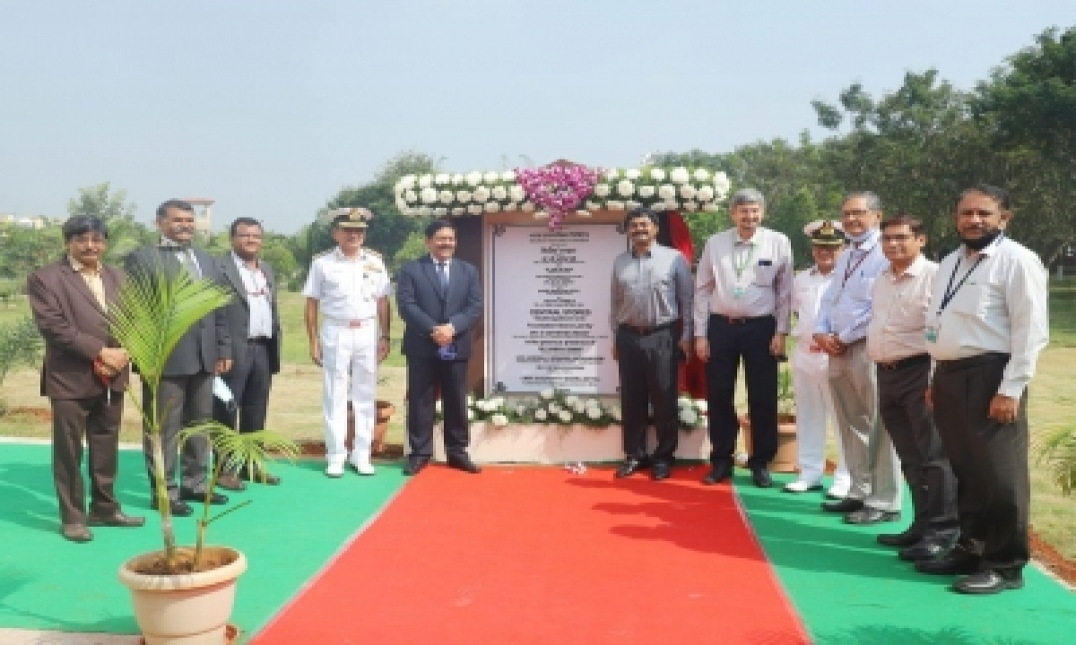 TeluguStop.com - Drdo Chairman Inaugurates Air Launch Test Facility In Vizag