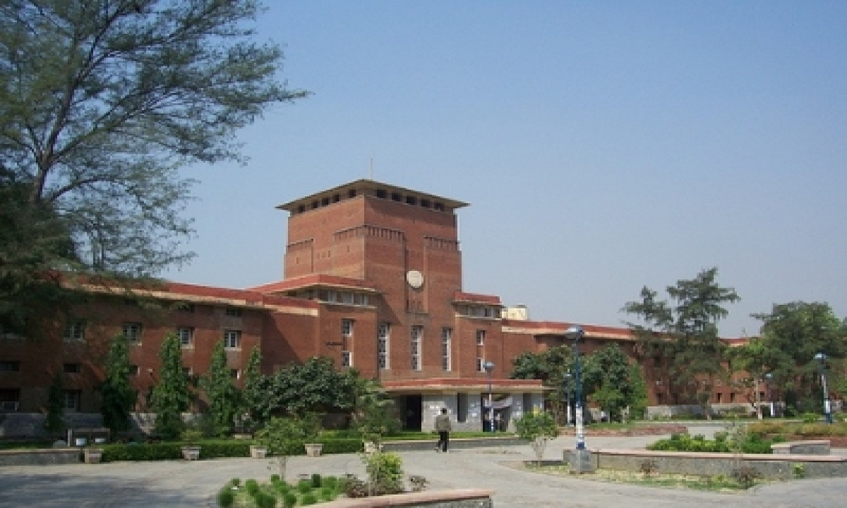 TeluguStop.com - Du Vc's Suspension 'delayed' But A Welcome Move, Says Duta