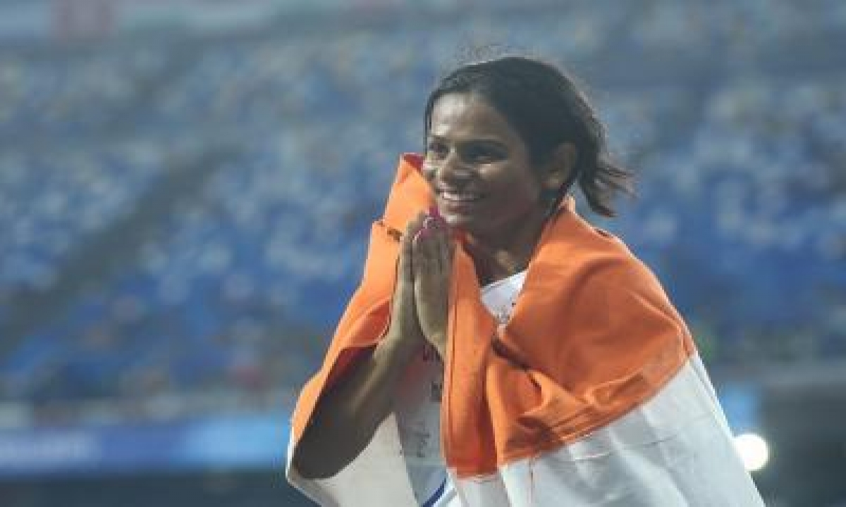 TeluguStop.com - Dutee Chand, Kt Irfan Among Eight Athletes Included In Tops Core Group