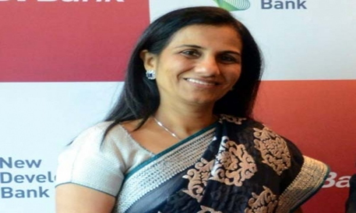 TeluguStop.com - Ed Assures Sc No Coercive Action Against Chanda Kochhar In Icici-videocon Case