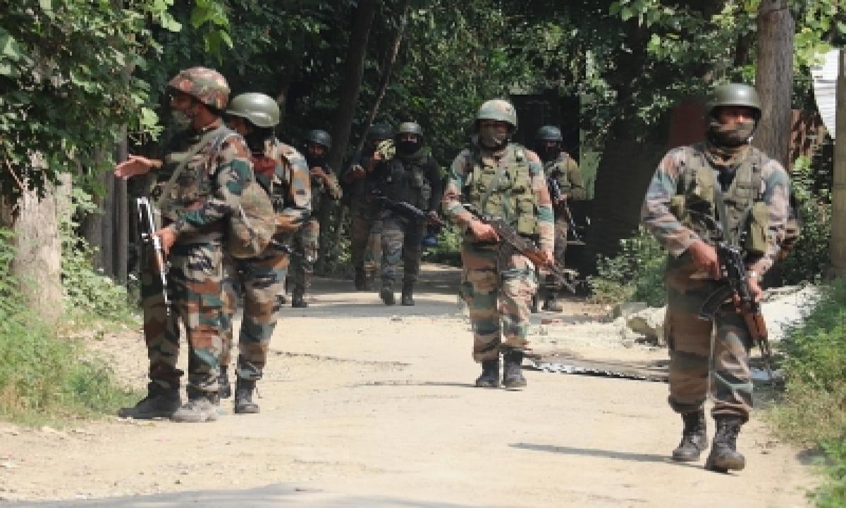 TeluguStop.com - Encounter Breaks Out In Budgam In Kashmir