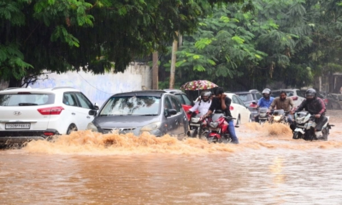 TeluguStop.com - Extremely Heavy Rainfall Expected In Some Parts Of Ap
