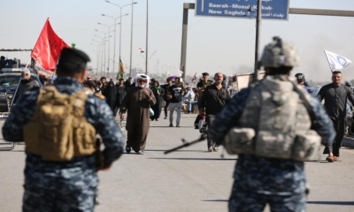 TeluguStop.com - Five Militants Gunned Down In Iraq: Police