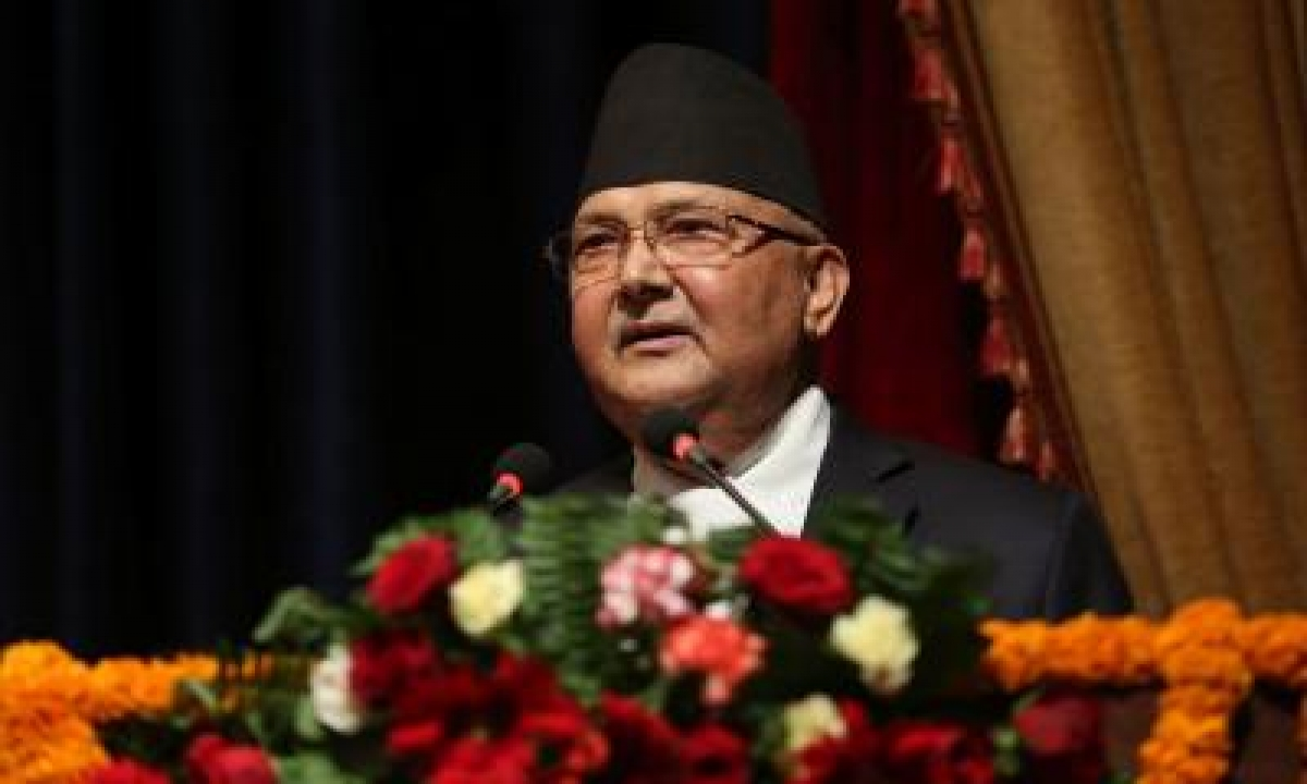TeluguStop.com - Foreign Secretary Shringla Calls On Nepal Pm Oli (2nd Ld)