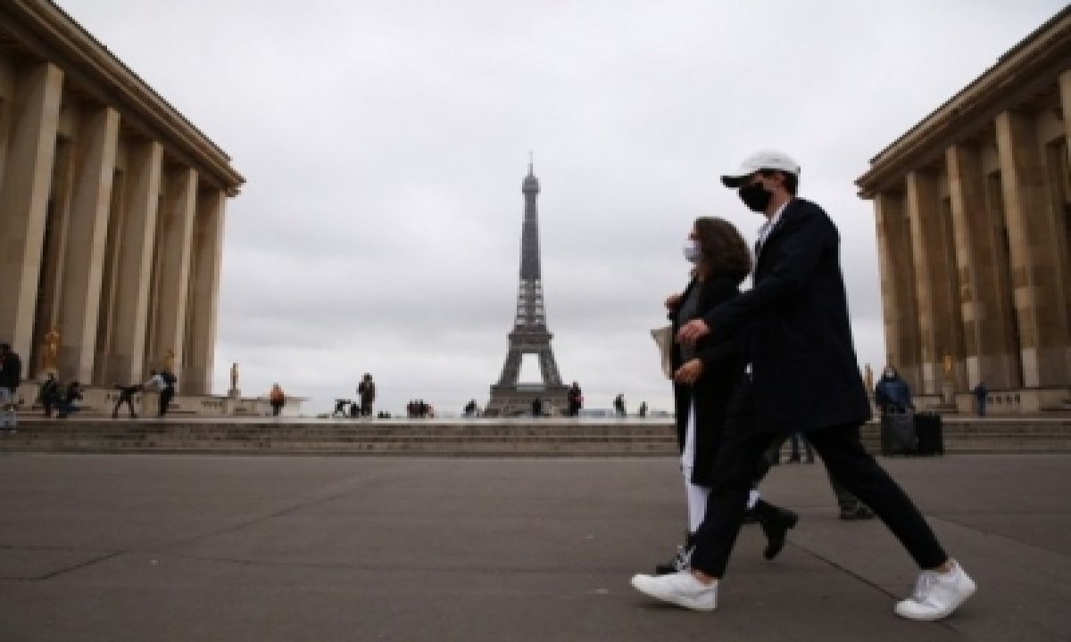 TeluguStop.com - France Reports 47,637 Covid-19 Cases Amid Nationwide Lockdown