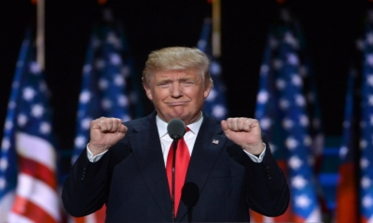 TeluguStop.com - From Super Spreader To Superman: 5 Wild Moments From Trump's 2020 (analysis)