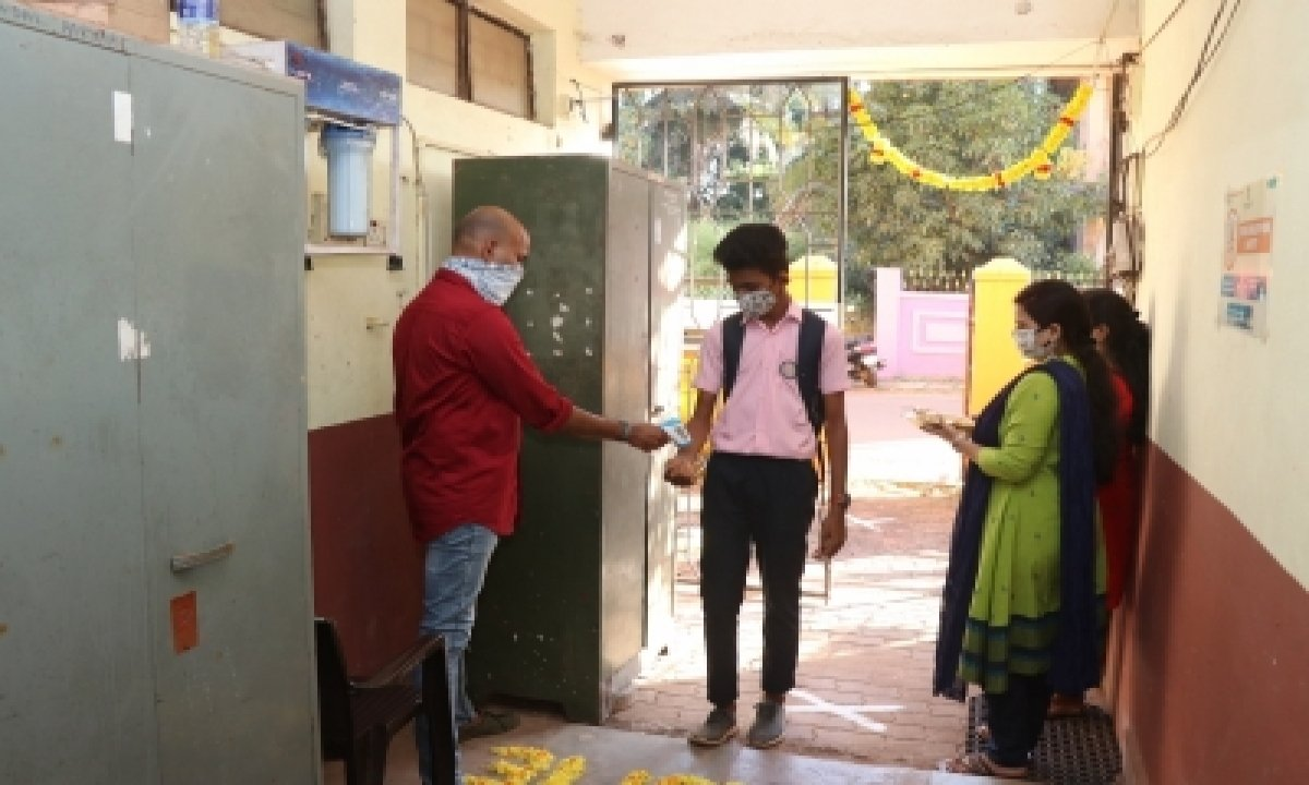 TeluguStop.com - Goa Kick-starts Preparation For Covid-19 Vaccine Roll-out