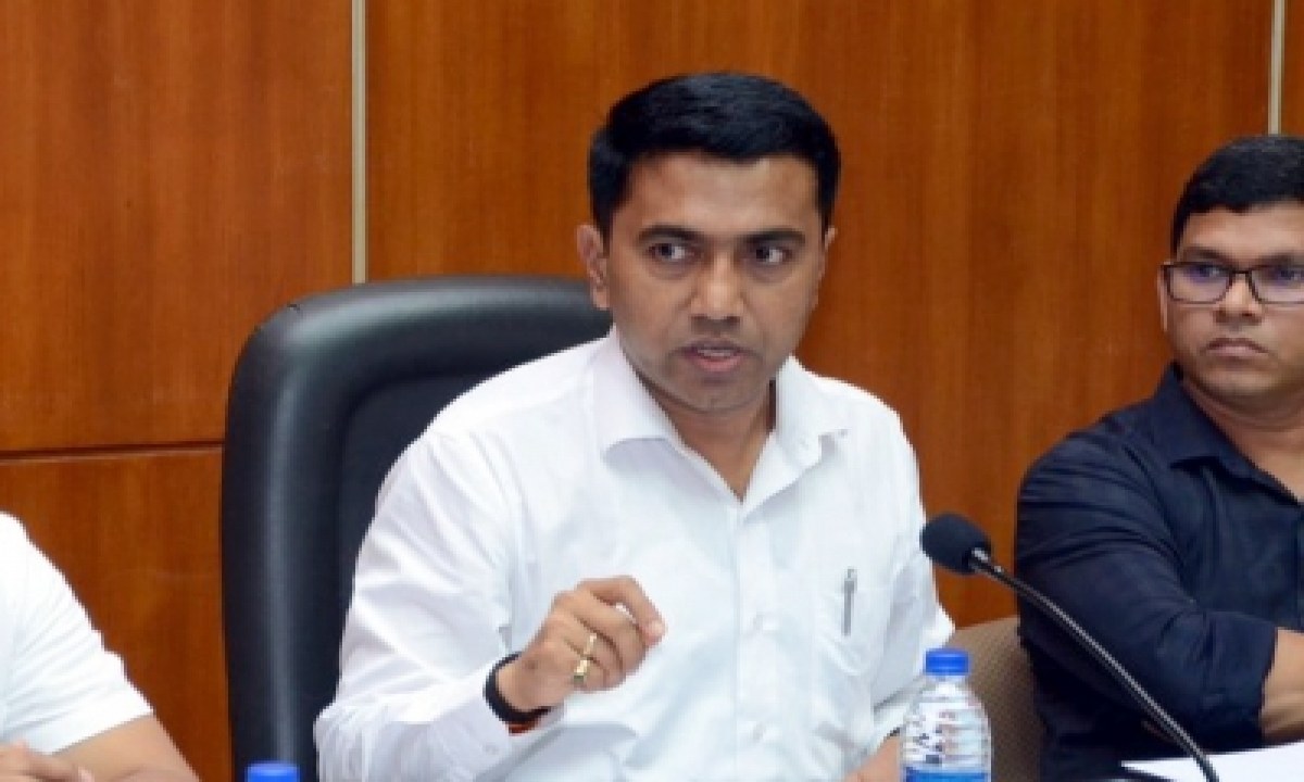 TeluguStop.com - Goa Officials To Don 'swayampurna Mitra' Hats For Outreach Drive