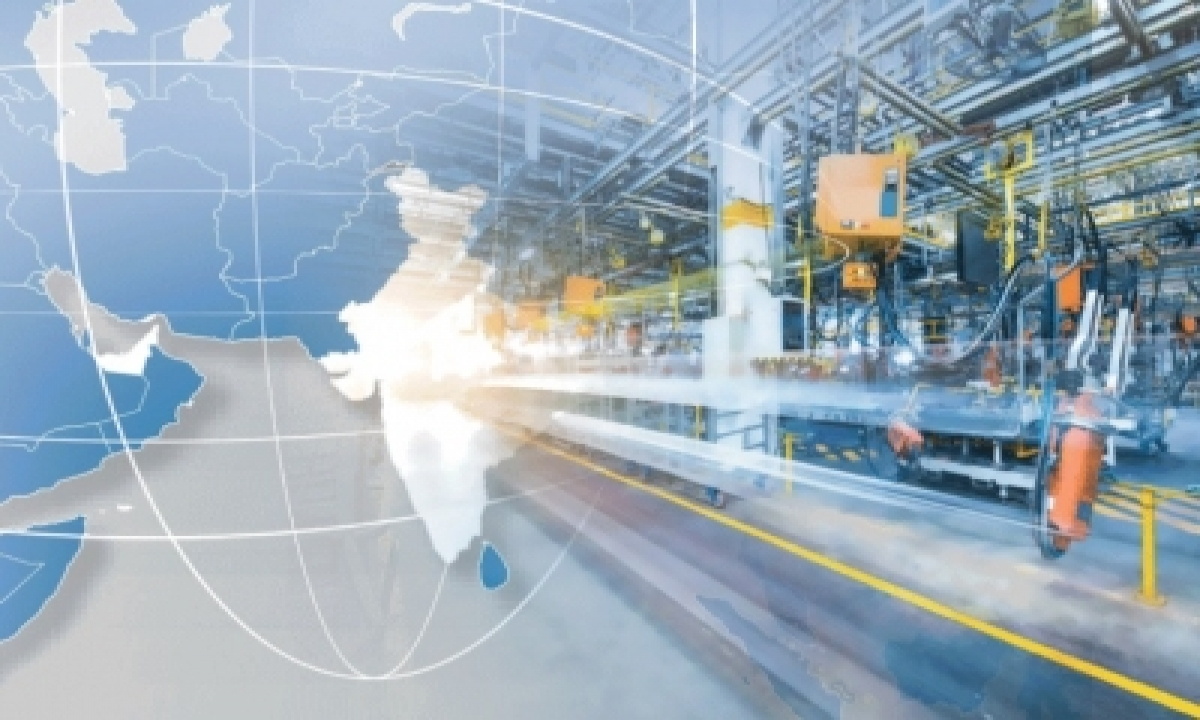 TeluguStop.com - Govt Must Support India's Manufacturing Sector