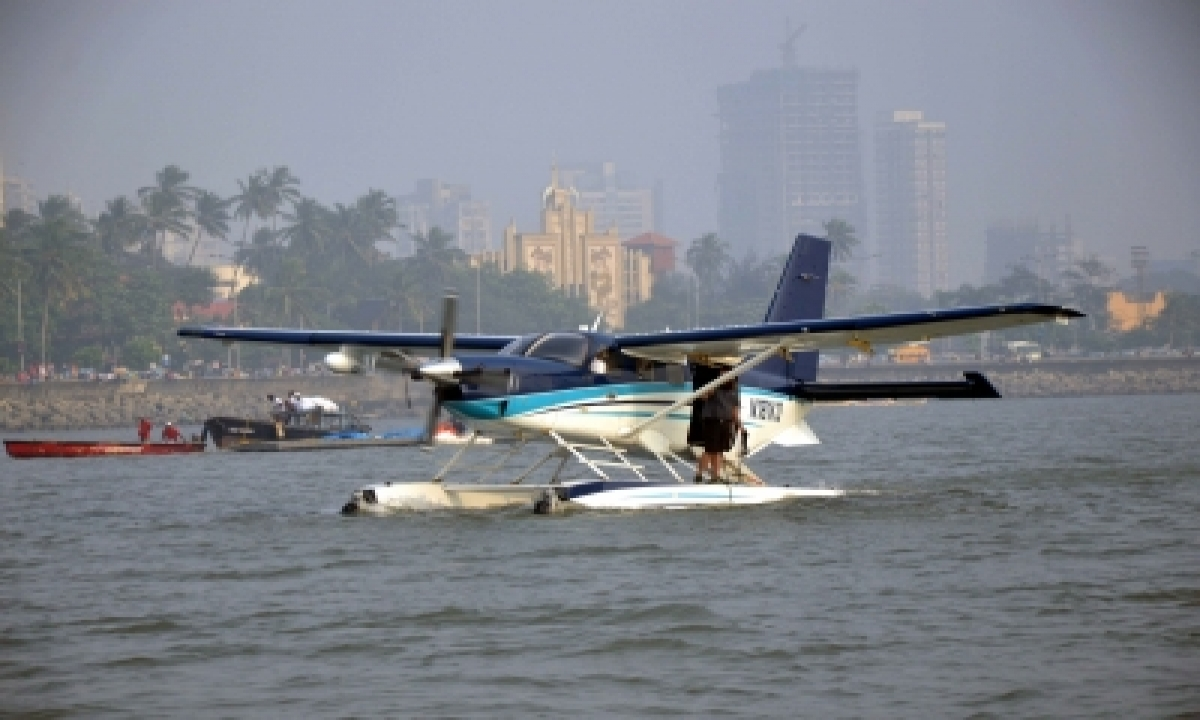 TeluguStop.com - Govt To Kick Off Sagarmala Seaplane Services Project