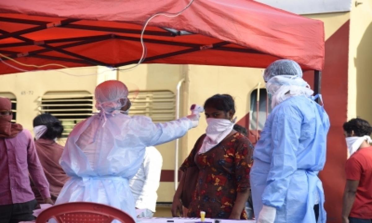 TeluguStop.com - Gujarat Sees 992 More Coronavirus Cases, Five Deaths