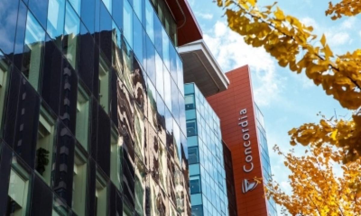 TeluguStop.com - Guru Nanak Chair Set Up At Canada's Concordia University