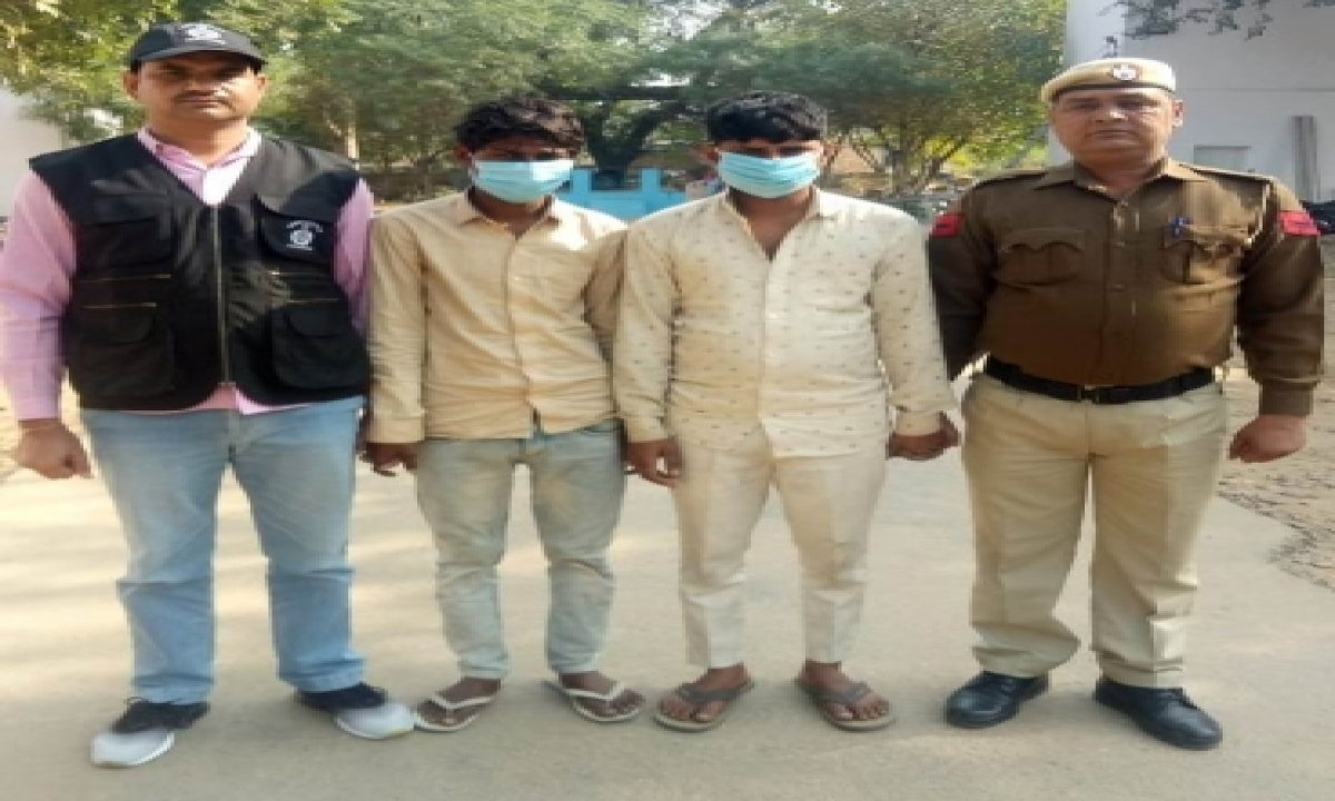 TeluguStop.com - Gurugram: Two Bike Lifters Arrested, Six Vehicles Recovered