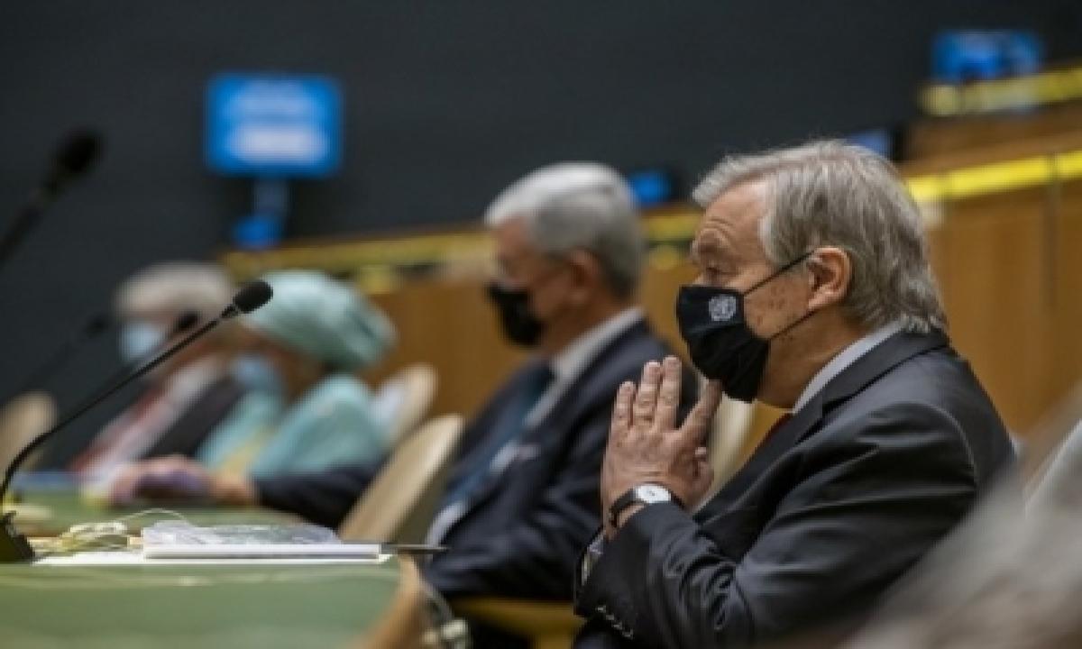 TeluguStop.com - Guterres Highlights Long-term Strategies Towards Carbon Neutrality