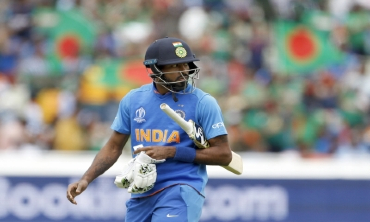 TeluguStop.com - Hardik Pandya Targets World Cups To Return As Bowler