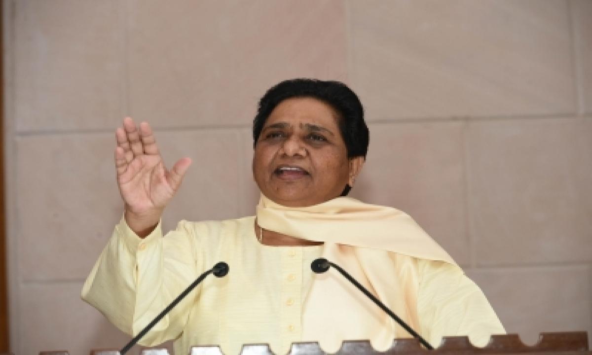 TeluguStop.com - Help Poor, Keep My Birthday's Celebrations Simple: Mayawati