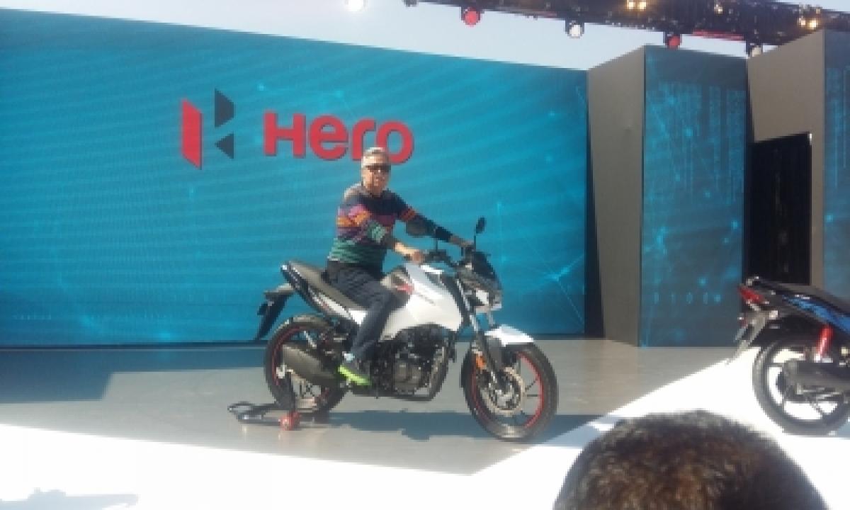 TeluguStop.com - Hero Motocorp Logs 14% Growth In November Sales