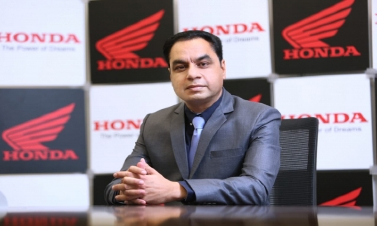 TeluguStop.com - Honda2wheelers Expects Sales Growth To Last Beyond Festive Season (ians Special)