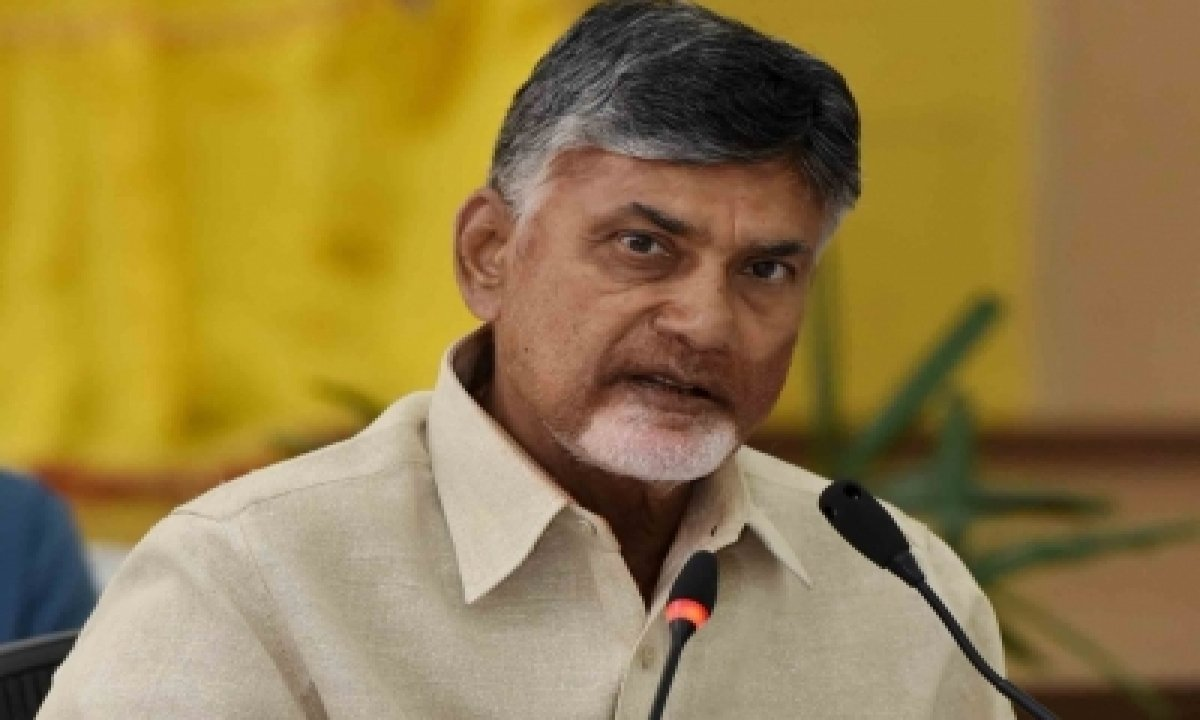 TeluguStop.com - How Can Ysr Statue Be Installed With Central Funds: Naidu