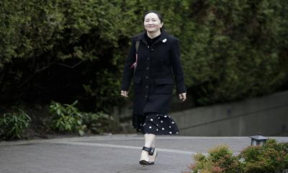 TeluguStop.com - Huawei Cfo's Lawyers Allowed To Claim Us Misleads Canada