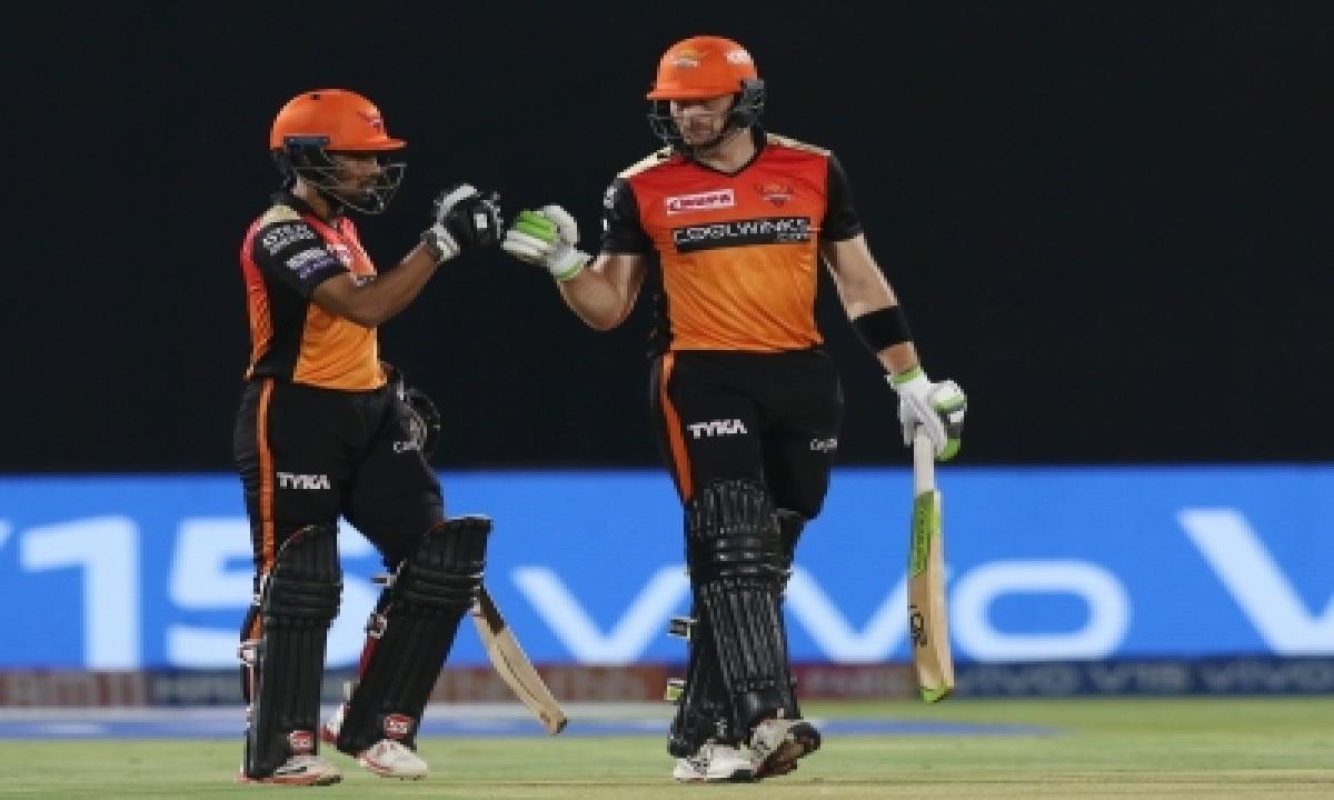 TeluguStop.com - Hyderabad Stay Afloat After Rashid, Saha Star In Win (lead)