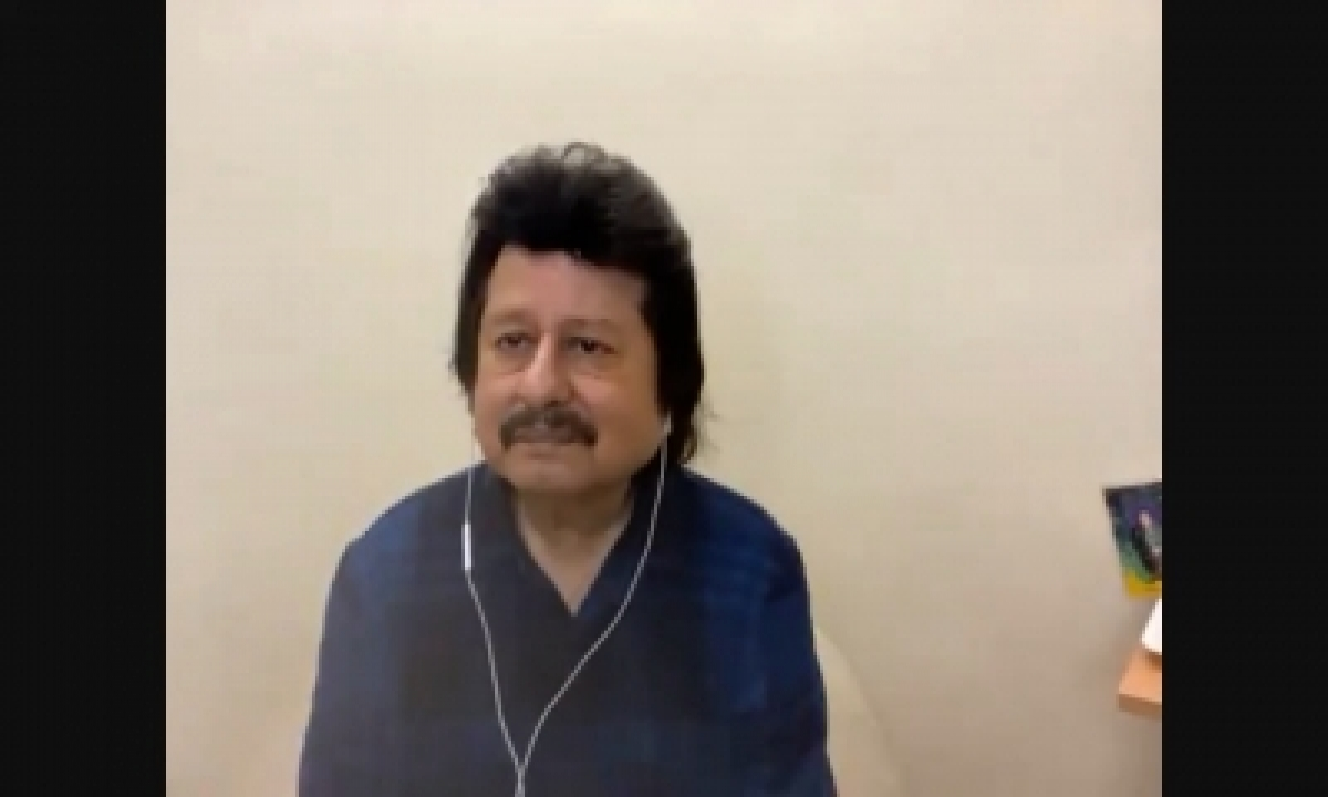 TeluguStop.com - I Am Missing The Magic Of Live: Pankaj Udhas
