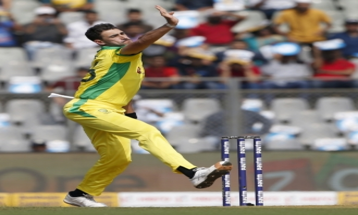 TeluguStop.com - I Let The Noise Get To Me: Starc On India's Previous Tour Of Aus