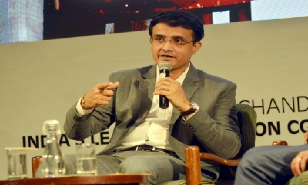 TeluguStop.com - Ipl World's Best Tournament: Ganguly Over The Moon With Ratings