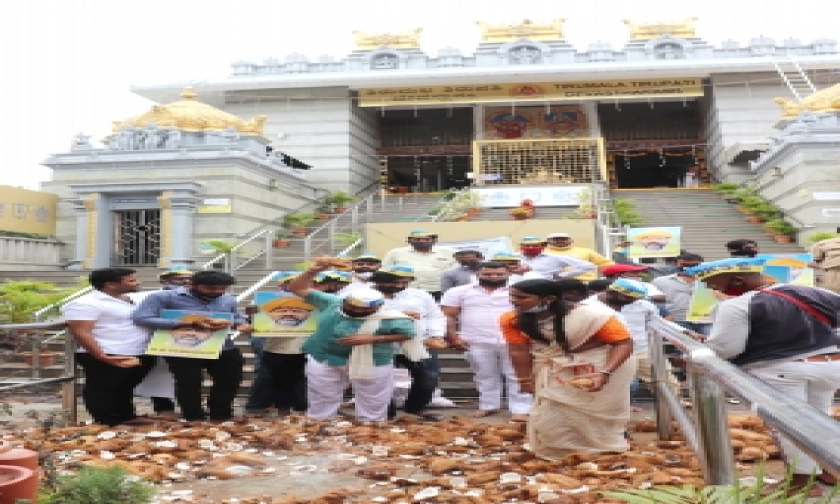 TeluguStop.com - Irrespective Of Party In Power, Temple Offences Regular Feature In Andhra