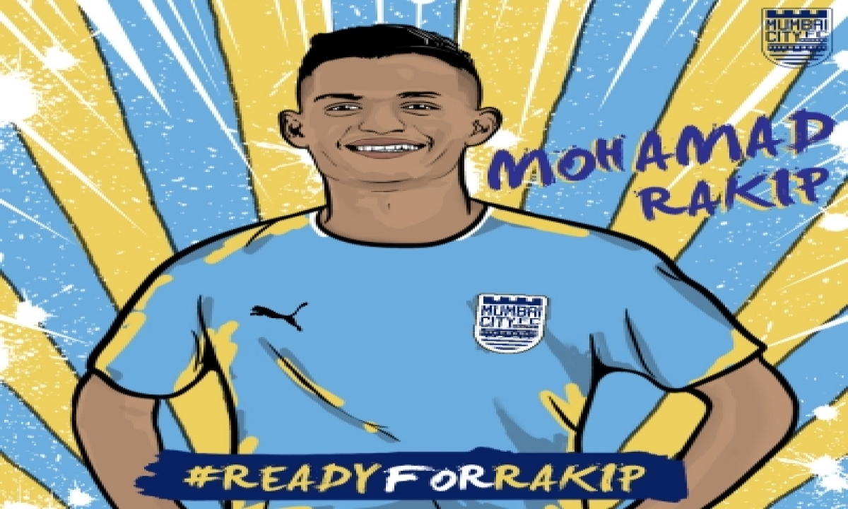 TeluguStop.com - Isl: Defender Mohamad Rakip Signs For Mumbai City Fc