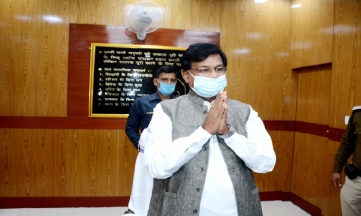 TeluguStop.com - Jdu Takes High Moral Ground On Tainted Minister Mewalal Chaudhary's Resignation