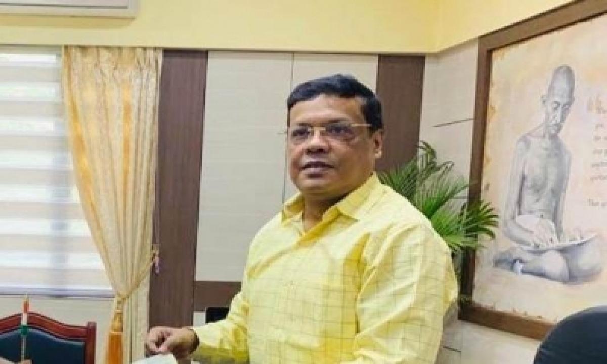 TeluguStop.com - Jishnu Barua Named New Assam Chief Secretary