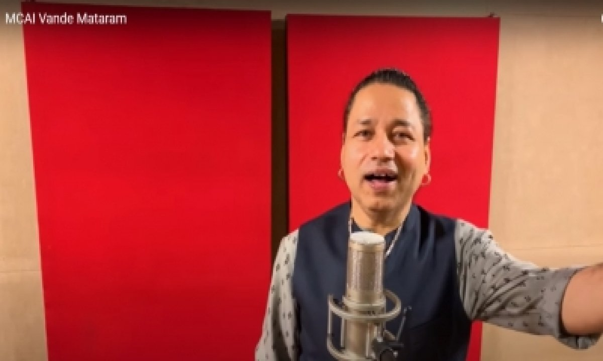 TeluguStop.com - Kailash Kher: Spiritual Music Is An Inbuilt Channel To Be One With God